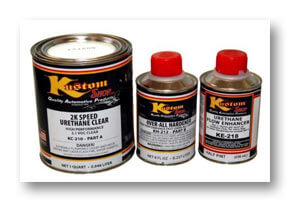 solvent based paint